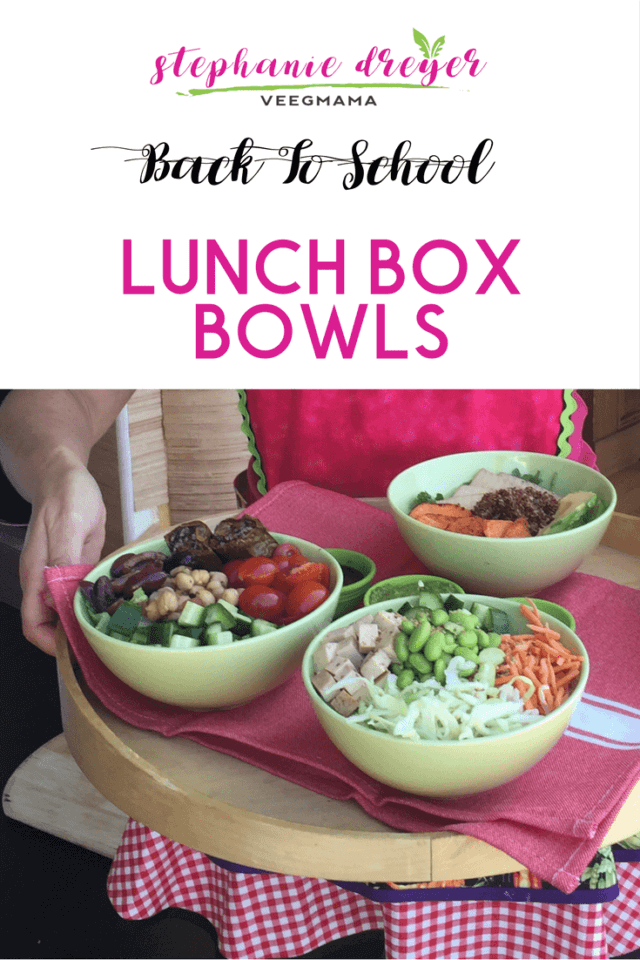 Lunch Box Bowls
