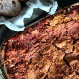 This Vegan Beef Lasagna is so tasty that they won't believe it contains no meat or dairy. With all the flavors of a traditional lasagna, this recipe will make your nonna proud!