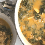 This hearty Italian stew is pure comfort in a bowl. Featuring the dynamic flavors of artisan products by Beyond Meat and Kite Hill, this plant-based soup bursting with robust flavors.